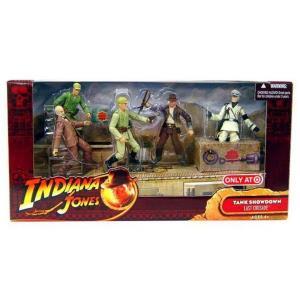 インディ ジョーンズ Indiana Jones フィギュア 5点セット The Last Crusade Tank Showdown Exclusive Action Figure 5-Pack|fermart-hobby