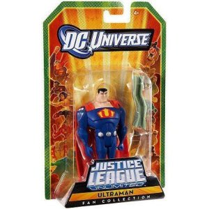 ウルトラマン Ultraman マテル Mattel Toys フィギュア おもちゃ DC Universe Justice League Unlimited Fan Collection Action Figure|fermart-hobby