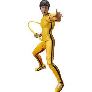 ブルース リー Bruce Lee バンダイ Bandai Japan フィギュア おもちゃ S.H. Figuarts Action Figure [Yellow Track Suit]|fermart-hobby
