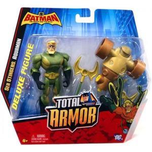 アクアマン Aquaman マテル Mattel フィギュア おもちゃ Batman Brave and the Bold Total Armor Figure Set [Sea Stingers] fermart-hobby