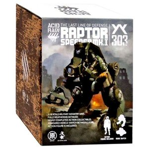 アシッドレイン Acid Rain オリトイ Ori Toy フィギュア おもちゃ Speeder MKI Raptor Action Figure Vehicle|fermart-hobby