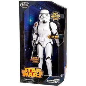 ストームトルーパー Stormtrooper ディズニー Disney フィギュア おもちゃ Star Wars A New Hope Exclusive Action Figure [Talking] fermart-hobby