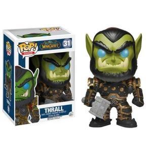 ワールド オブ ウォークラフト World of Warcraft フィギュア POP! Games Thrall Vinyl Figure #31 fermart-hobby