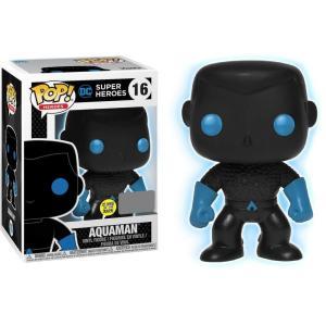 アクアマン Aquaman ファンコ Funko フィギュア おもちゃ DC POP! Heroes Vinyl Figure [Silhouette Glow-in-the-Dark] fermart-hobby