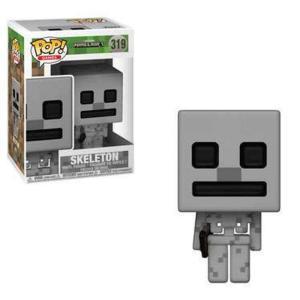 マインクラフト Minecraft フィギュア ビニールフィギュア POP! Video Games Skeleton Vinyl figure|fermart-hobby