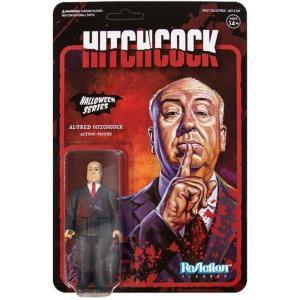 リアクション ReAction フィギュア Halloween Series Alfred Hitchcock Action Figure [Bloody Variant]|fermart-hobby