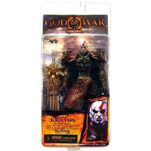 ゴッド オブ ウォー God of War フィギュア 2 Kratos Action Figure [Ares Armor, Version 1]|fermart-hobby