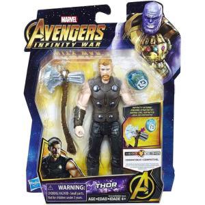 マイティ ソー Thor ハズブロ Hasbro Toys フィギュア おもちゃ Marvel Avengers: Infinity War Action Figure [with Stone] fermart-hobby