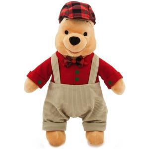 クマのプーさん Winnie the Pooh ディズニー Disney ぬいぐるみ おもちゃ Holiday 2017 Exclusive 16-Inch Plush|fermart-hobby