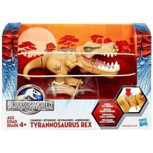 ジュラシック ワールド Jurassic World ハズブロ Hasbro Toys フィギュア おもちゃ Chompers Tyrannosaurus Rex Figure|fermart-hobby
