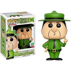 ヨギ ベア Yogi Bear フィギュア ビニールフィギュア POP! Animation Ranger Smith Exclusive Vinyl figure|fermart-hobby