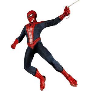 スパイダーマン Spider-Man メズコ Mezco Toyz フィギュア おもちゃ Marvel One:12 Collective Action Figure|fermart-hobby