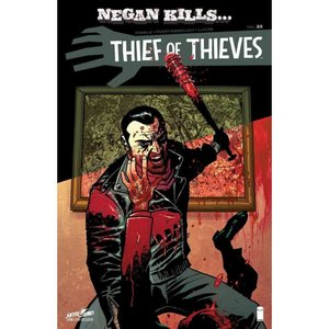 シーフ オブ シーブス Thief of Thieves イメージコミックス Image Comics おもちゃ #33 Skybound Comic-Con Negan Kills... Cover Comic Book|fermart-hobby