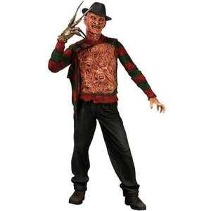 ホラー Horror フィギュア Nightmare on Elm Street Part 3 Dream Warriors Freddy Krueger Action Figure [Ultimate Version]|fermart-hobby