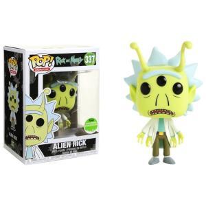 リックアンドモーティ Rick & Morty ファンコ Funko フィギュア おもちゃ POP! Animation Alien Rick Exclusive Vinyl Figure #337|fermart-hobby