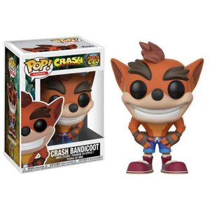 クラッシュ バンディクー Crash Bandicoot ファンコ Funko フィギュア おもちゃ POP! Games Vinyl Figure #273 [Full Color, Regular Version]|fermart-hobby