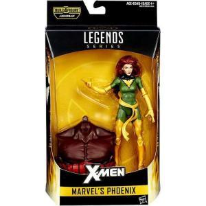 エックスメン X-Men ハズブロ Hasbro Toys フィギュア おもちゃ Marvel Legends Juggernaut Series Marvel's Phoenix Action Figure [Gold & Green]|fermart-hobby