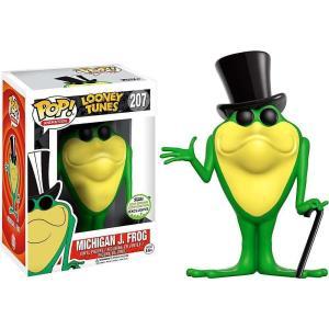 ルーニー テューンズ Looney Tunes フィギュア POP! Animation Michigan J. Frog Exclusive Vinyl Figure #207|fermart-hobby