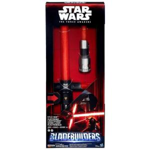 カイロ レン Kylo Ren ハズブロ Hasbro Toys おもちゃ Star Wars The Force Awakens Bladebuilders Electronic Lightsaber|fermart-hobby