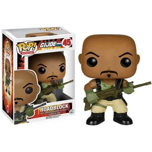 ジー アイ ジョー GI Joe ファンコ Funko フィギュア おもちゃ POP! Animation Roadblock Vinyl Figure #45|fermart-hobby