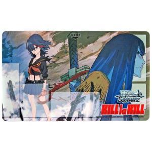 キルラキル Kill La Kill ブシロード BushiRoad おもちゃ Weiss Schwarz Card Supplies Playmat|fermart-hobby