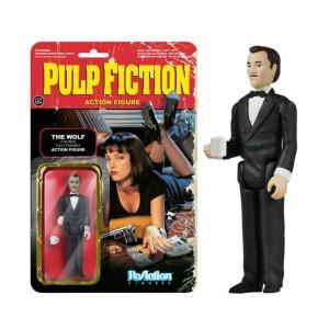 パルプ フィクション Pulp Fiction フィギュア ReAction The Wolf Action Figure|fermart-hobby