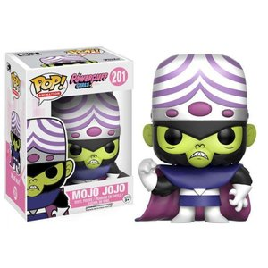 パワーパフガールズ Powerpuff Girls フィギュア POP! Animation Mojo Jojo Vinyl Figure #201|fermart-hobby