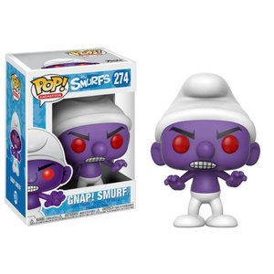 スマーフ Smurfs ファンコ Funko フィギュア おもちゃ POP! Animation GNAP! Smurf Vinyl Figure [Purple]|fermart-hobby