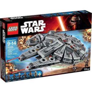 スターウォーズ Star Wars レゴ LEGO おもちゃ The Force Awakens Millennium Falcon Set #75105|fermart-hobby