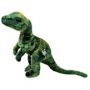 ジュラシック ワールド Jurassic World トイファクトリー Toy Factory ぬいぐるみ おもちゃ Velociraptor 7-Inch Plush [Green]|fermart-hobby