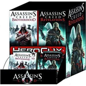 アサシン クリード Assassin's Creed ウィズキッズ WizKids おもちゃ HeroClix Brotherhood & Revelations Booster Box|fermart-hobby