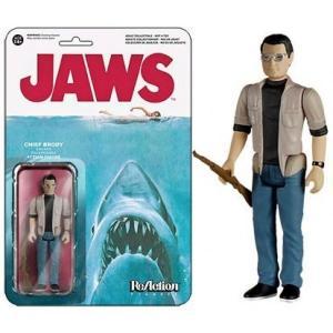 ジョーズ Jaws フィギュア ReAction Martin Brody Action Figure|fermart-hobby
