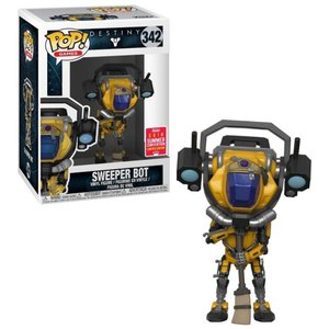 デスティニー Destiny フィギュア POP! Games Sweeper Bot Exclusive Vinyl Figure|fermart-hobby