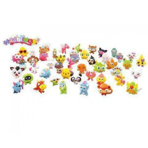 モシモンスターズ Moshi Monsters フィギュア Moshlings Series 1 Mini Figure 5-Pack|fermart-hobby