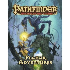 パスファインダー Pathfinder 本・雑誌 2nd Edition Planar Adventures Role Play Accessory Book|fermart-hobby
