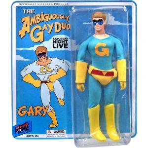 サタデー ナイト ライブ Saturday Night Live ビフバンパウ Bif Bang Pow! フィギュア おもちゃ The Ambiguously Gay Duo Gary Action Figure|fermart-hobby