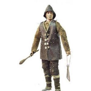 モンティ パイソン Monty Python フィギュア The Holy Grail Dead Collector Action Figure|fermart-hobby