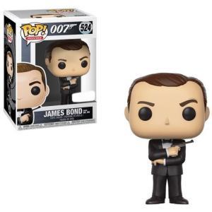 ジェームズ ボンド James Bond ファンコ Funko フィギュア おもちゃ 007 POP! Movies Exclusive Vinyl Figure #524 [Sean Connery, Dr. No]|fermart-hobby