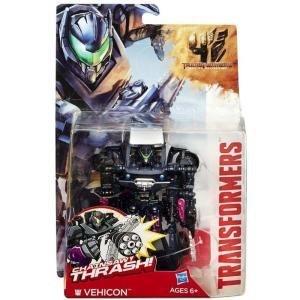 トランスフォーマー Transformers ハズブロ Hasbro Toys フィギュア おもちゃ Age of Extinction Power Battler Vehicon Action Figure|fermart-hobby