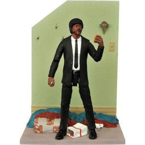 パルプ フィクション Pulp Fiction ダイアモンド セレクト Diamond Select Toys フィギュア おもちゃ Jules Winnfield Action Figure fermart-hobby