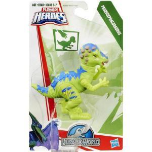ジュラシック ワールド Jurassic World ハズブロ Hasbro Toys フィギュア おもちゃ Playskool Heroes Chomp 'N Stomp PACHYCEPHALOSAURUS Action Figure|fermart-hobby