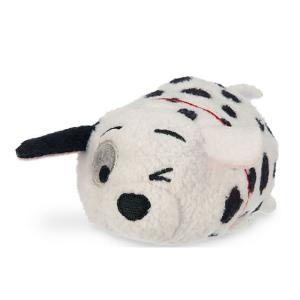 101匹わんちゃん 101 Dalmatians ぬいぐるみ・人形 Tsum Tsum Patch Exclusive 3.5-Inch Mini Plush|fermart-hobby