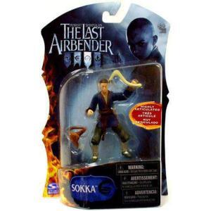 アバター 伝説の少年アン Avatar the Last Airbender スピンマスター Spin Master フィギュア おもちゃ Sokka Action Figure|fermart-hobby
