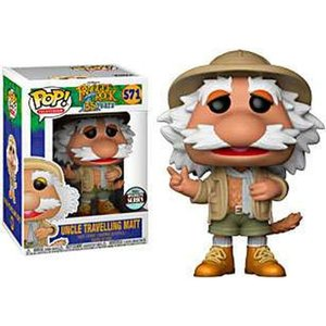 フラグルロック Fraggle Rock フィギュア ビニールフィギュア POP! TV Uncle Traveling Matt Exclusive Vinyl figure|fermart-hobby