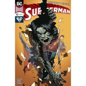 スーパーマン Superman ディーシー コミックス DC Comics おもちゃ DC #43 Comic Book|fermart-hobby