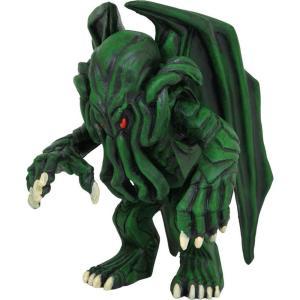クトゥルフ Cthulhu ダイアモンド セレクト Diamond Select Toys フィギュア おもちゃ Vinmate 4-Inch PVC Statue|fermart-hobby