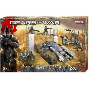 ギアーズ オブ ウォー Gears of War エレクター Erector おもちゃ Locusts vs Delta Squad Construction Set #0450|fermart-hobby