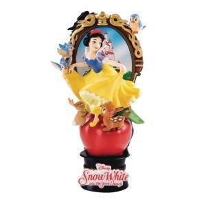 白雪姫 Snow White 彫像・スタチュー Disney D-Select 6-Inch Diorama Statue DS-013 fermart-hobby