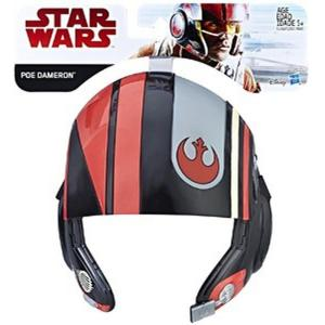 ポー ダメロン Poe Dameron ハズブロ Hasbro Toys おもちゃ Star Wars The Last Jedi Mask|fermart-hobby