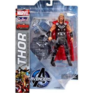 マイティ ソー Thor ダイアモンド セレクト Diamond Select Toys フィギュア おもちゃ Avengers Age of Ultron Marvel Select Action Figure fermart-hobby